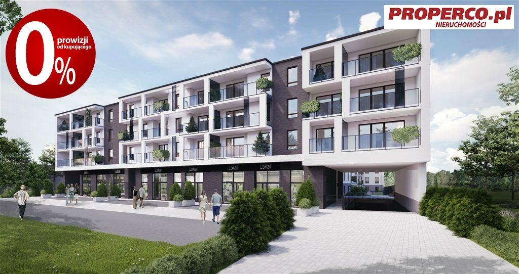 Lokal użytkowy na sprzedaż Kielce, Szydłówek, Klonowa  91m2 Foto 1