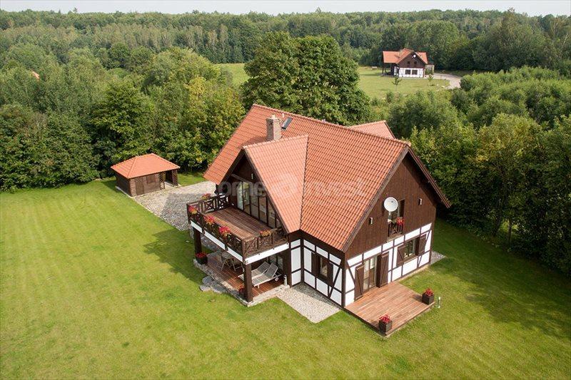 Dom na sprzedaż Wysoka Wieś  193m2 Foto 1