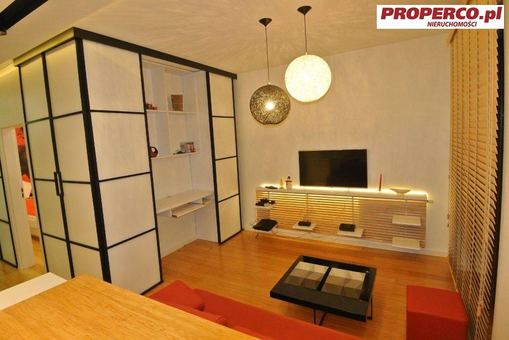 Mieszkanie dwupokojowe na wynajem Kielce, Centrum, Chęcińska  39m2 Foto 1