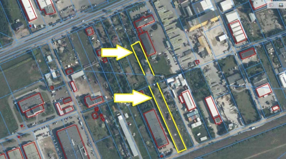 Działka przemysłowo-handlowa na sprzedaż Janikowo  3537m2 Foto 1