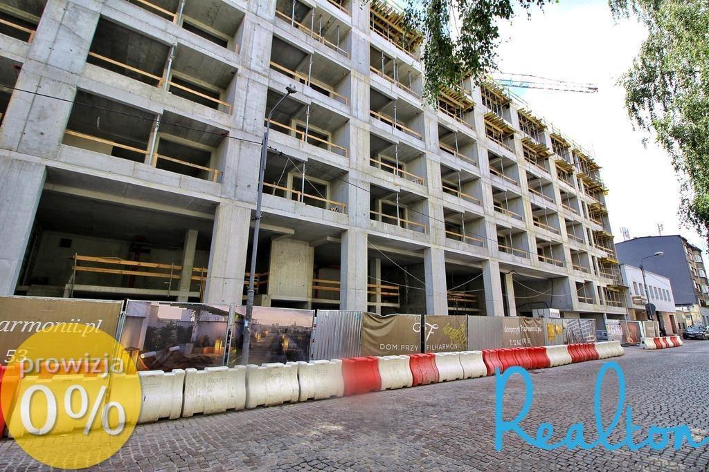 Mieszkanie trzypokojowe na sprzedaż Katowice, Śródmieście, Opolska  65m2 Foto 1