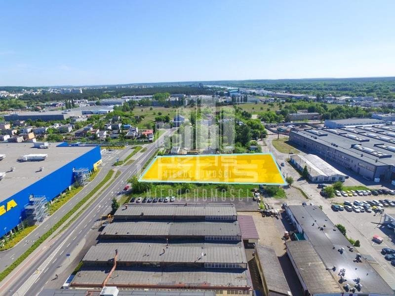 Działka komercyjna na sprzedaż Bydgoszcz, Fordońska  3721m2 Foto 2