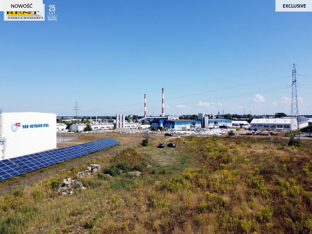Działka przemysłowo-handlowa na sprzedaż Szczecin  2750m2 Foto 2