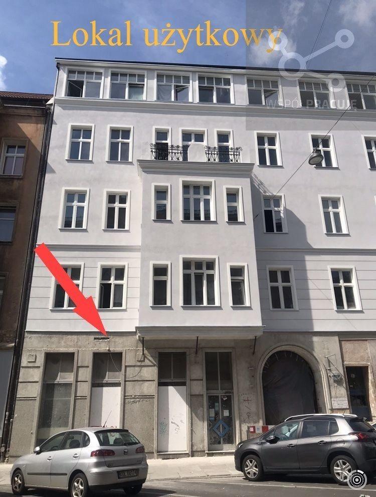 Lokal użytkowy na sprzedaż Szczecin, Śródmieście-Centrum, Monte Cassino  217m2 Foto 1