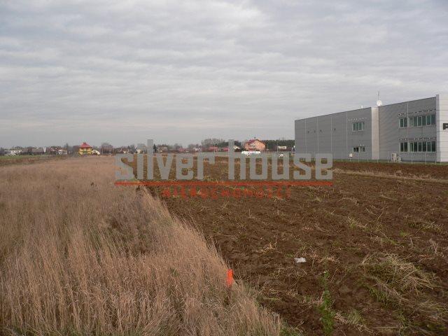 Działka przemysłowo-handlowa na sprzedaż Cząstków Polski  6600m2 Foto 8