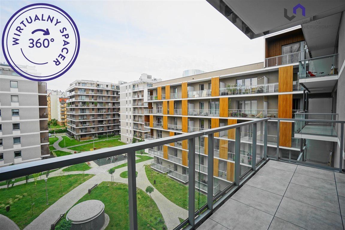 Mieszkanie trzypokojowe na wynajem Katowice, Dolina Trzech Stawów, Pułaskiego  65m2 Foto 12