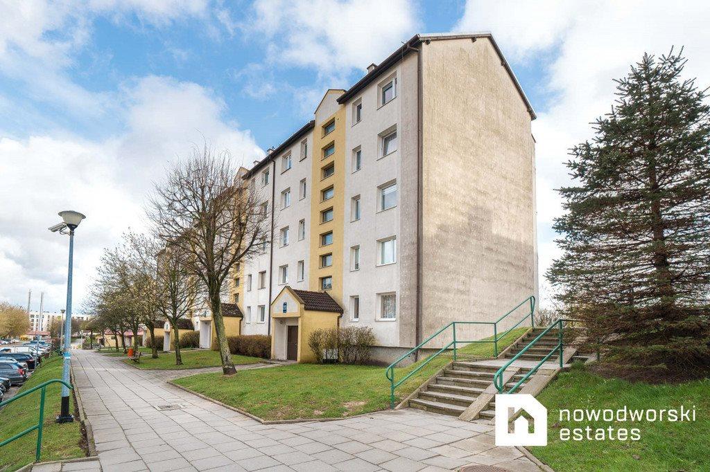 Mieszkanie dwupokojowe na wynajem Gdańsk, Jasień, Rycerza Blizbora  47m2 Foto 11