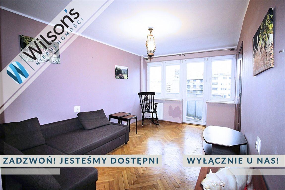 Mieszkanie trzypokojowe na sprzedaż Warszawa, Ochota Stara Ochota, Grójecka  47m2 Foto 1