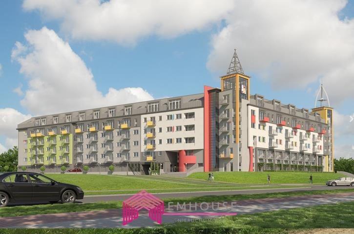 Mieszkanie trzypokojowe na sprzedaż Koszalin  80m2 Foto 3