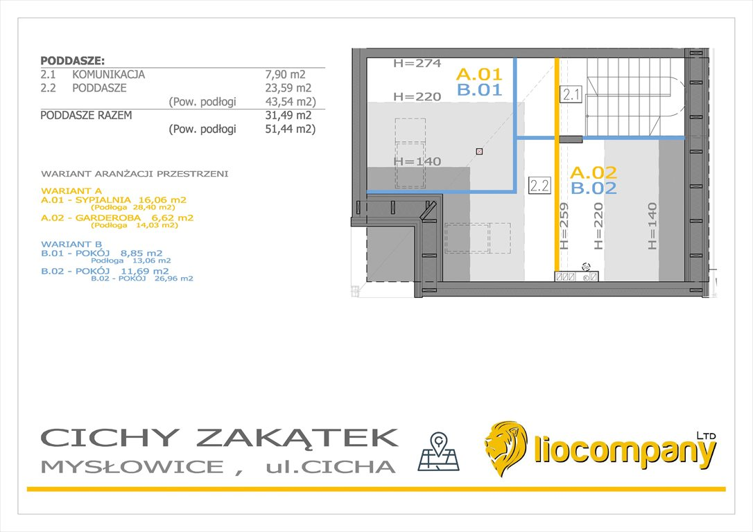 Dom na sprzedaż Mysłowice, Cicha  128m2 Foto 11