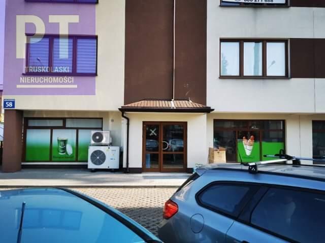 Lokal użytkowy na wynajem Otwock, Józefa Ignacego Kraszewskiego  86m2 Foto 2