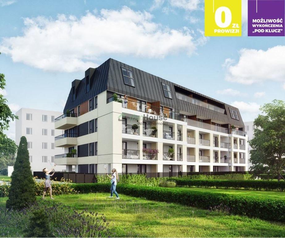 Mieszkanie dwupokojowe na sprzedaż Poznań, Winiary, Tadeusza Rejtana  44m2 Foto 1