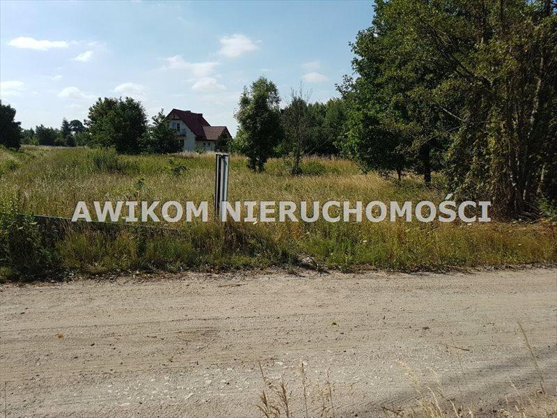 Działka budowlana na sprzedaż Żabia Wola, Żelechów  1446m2 Foto 7