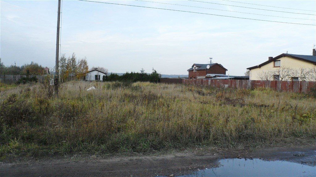 Działka budowlana na sprzedaż Rumia  1250m2 Foto 5