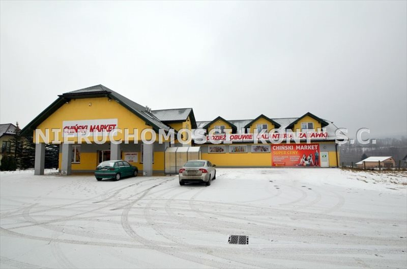 Lokal użytkowy na sprzedaż Lipnica Murowana  1187m2 Foto 3