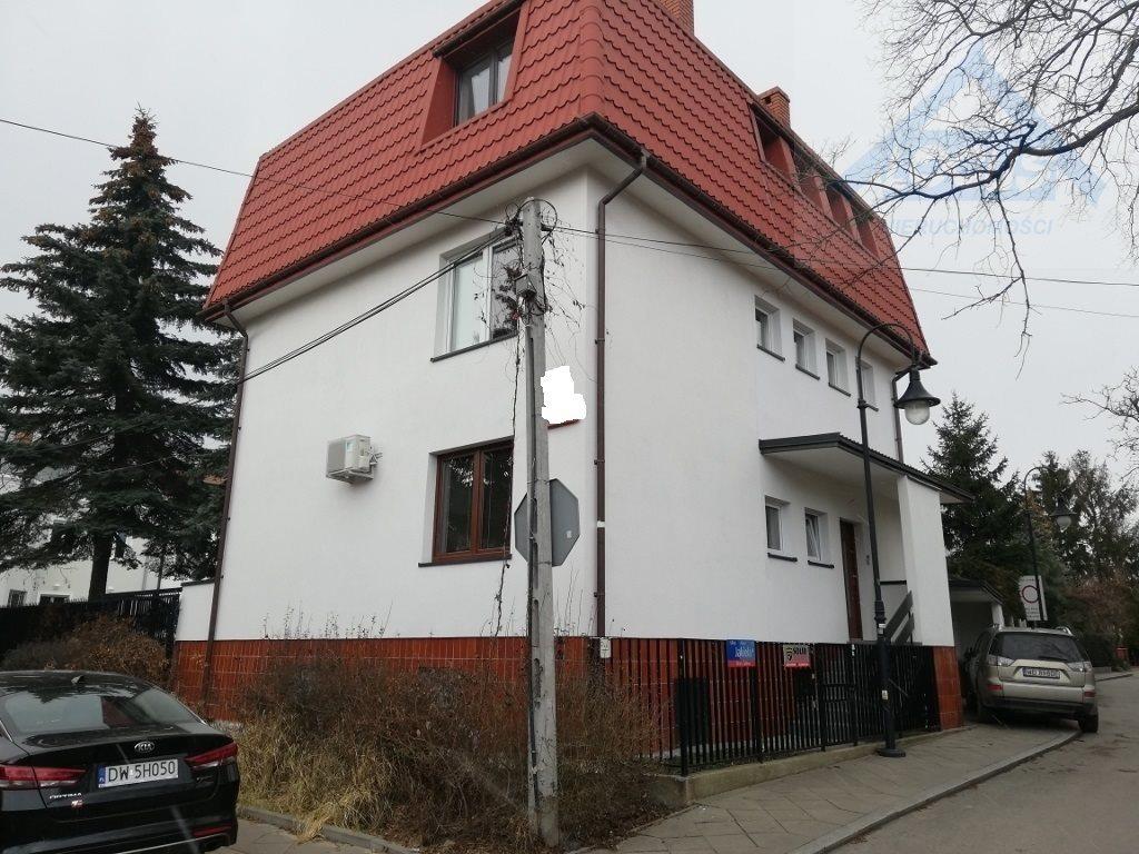 Dom na wynajem Warszawa, Żoliborz  140m2 Foto 3