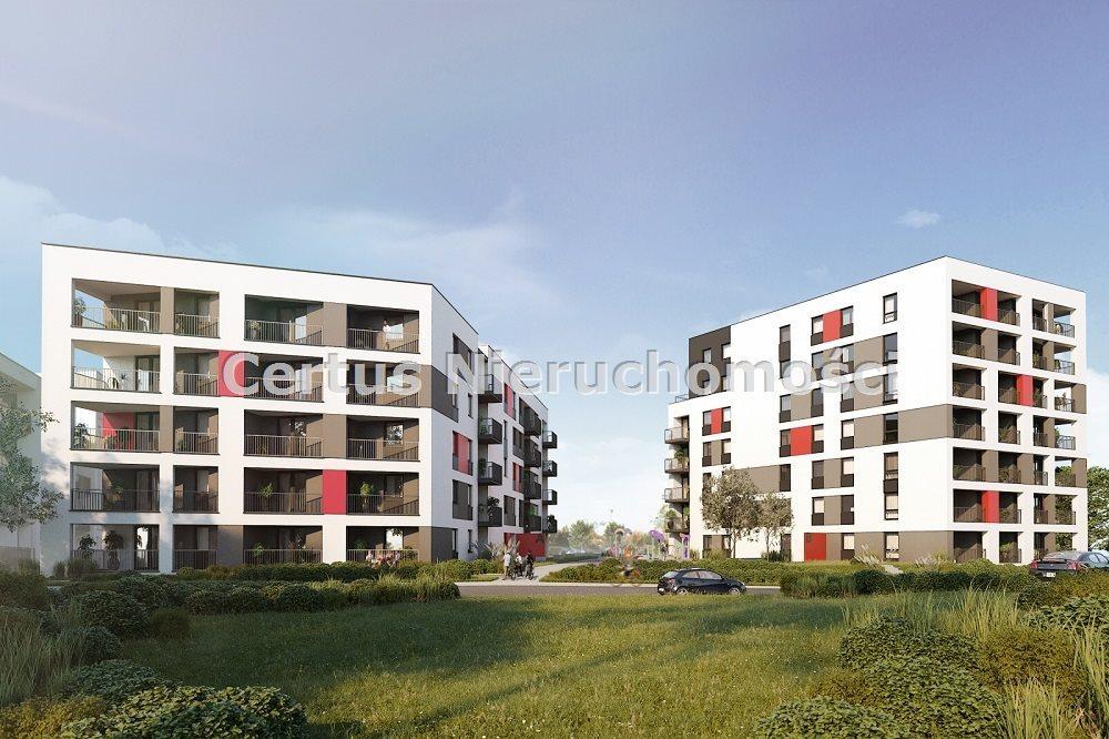 Mieszkanie trzypokojowe na sprzedaż Rzeszów, Baranówka  54m2 Foto 4