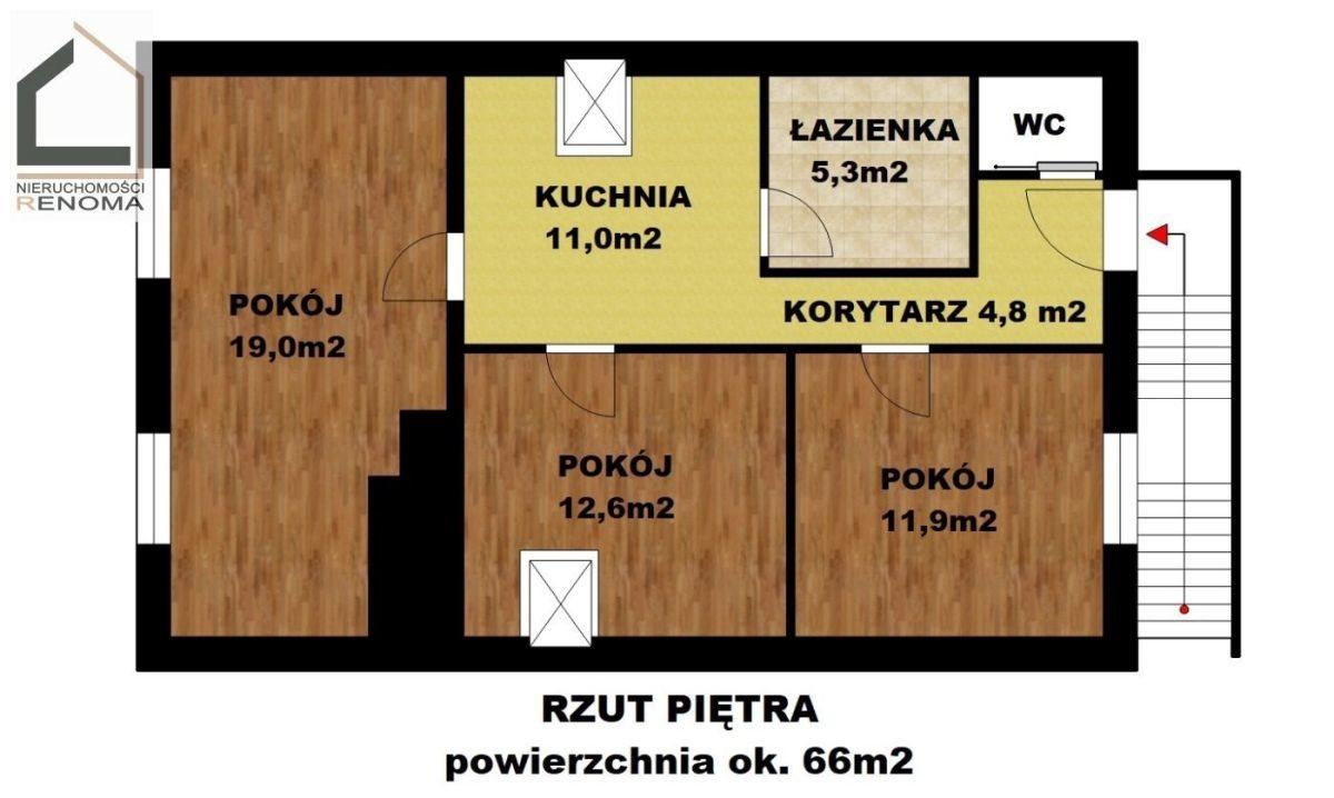 Dom na sprzedaż Poznań, Jeżyce, Podolany, Cieszkowskiego  152m2 Foto 8