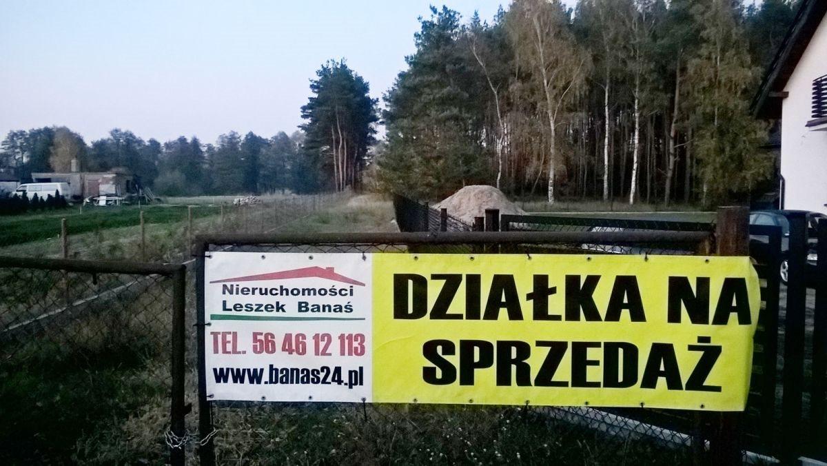 Działka budowlana na sprzedaż Grudziądz, Dębowa  3781m2 Foto 1