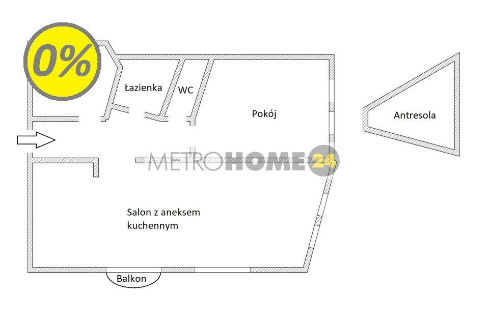 Mieszkanie trzypokojowe na sprzedaż Warszawa, Ursynów, ul. Stryjeńskich  91m2 Foto 11