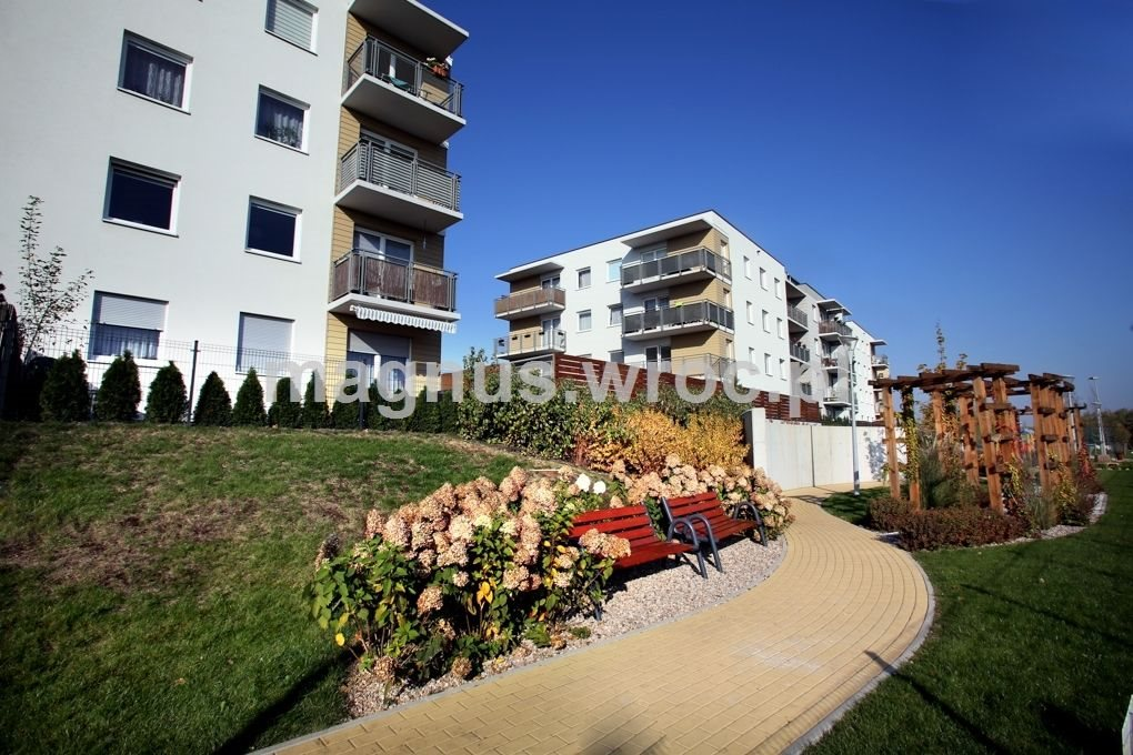 Mieszkanie dwupokojowe na sprzedaż Wrocław, Krzyki, Jagodno  47m2 Foto 1