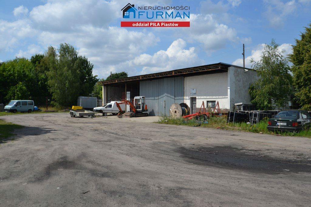Lokal użytkowy na sprzedaż Piła, Staszyce  3210m2 Foto 9