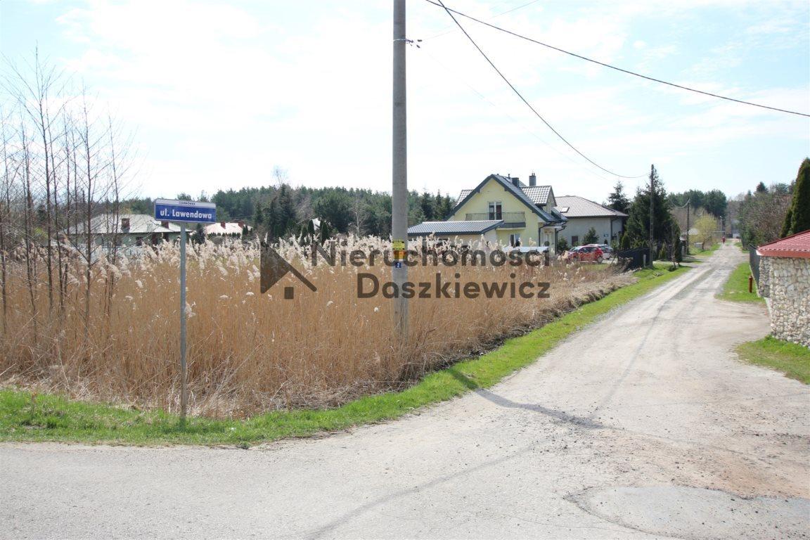 Działka budowlana na sprzedaż Czarnówka, Lawendowa  1500m2 Foto 7