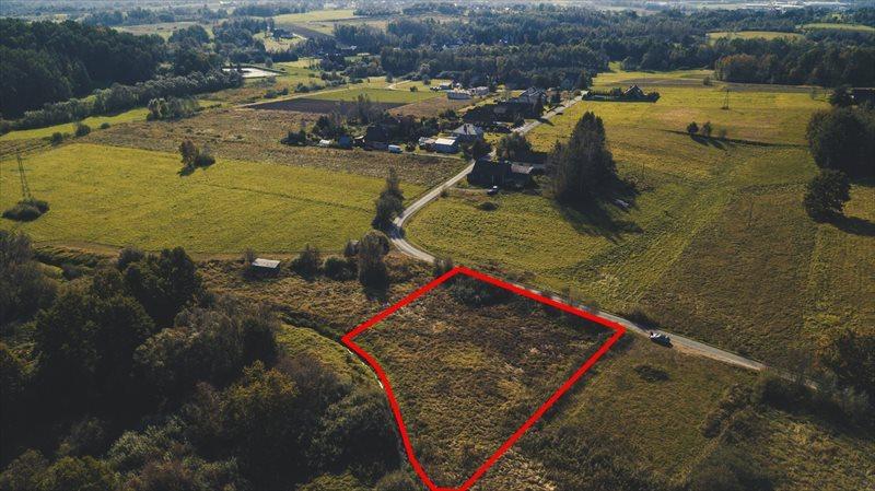 Działka rolna na sprzedaż Krzyszkowice, Krzyszkowice  2876m2 Foto 1