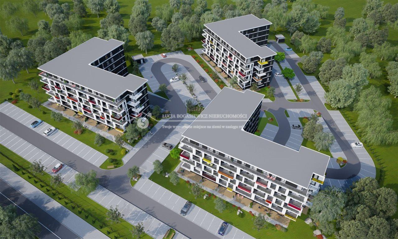 Mieszkanie dwupokojowe na sprzedaż Bielsko-Biała  47m2 Foto 3