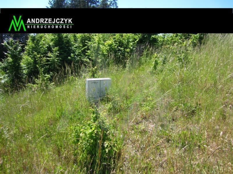 Działka budowlana na sprzedaż Kobysewo, Las, Główna  1192m2 Foto 1