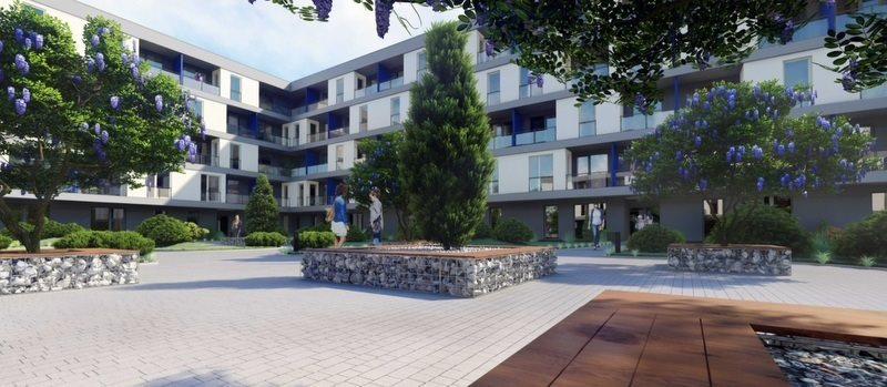 Mieszkanie dwupokojowe na sprzedaż Bielsko-Biała  39m2 Foto 6