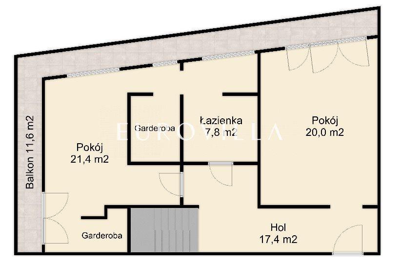 Mieszkanie czteropokojowe  na sprzedaż Warszawa, Wilanów, Adama Branickiego  135m2 Foto 12