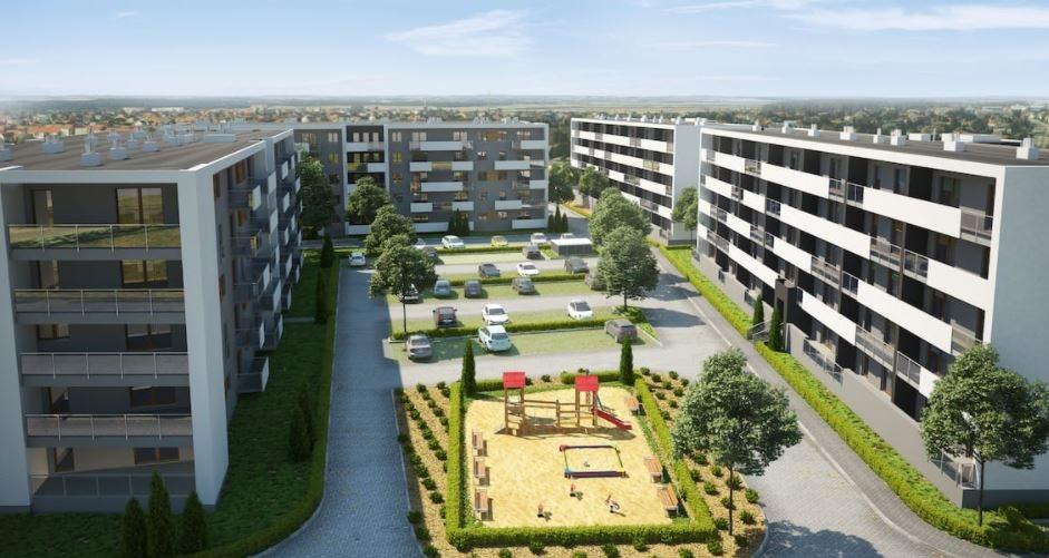 Mieszkanie trzypokojowe na sprzedaż Poznań, Jeżyce, Podolany, Jasielska  49m2 Foto 1