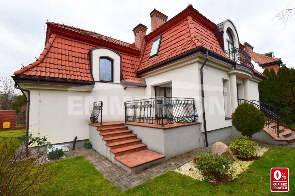 Dom na sprzedaż Warszawa, Ochota, Bielska  290m2 Foto 1