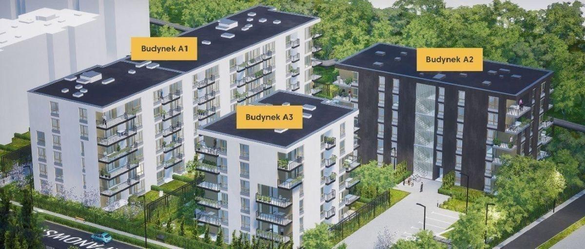 Mieszkanie trzypokojowe na sprzedaż Poznań, Jeżyce, Jeżyce, Dąbrowskiego  65m2 Foto 2