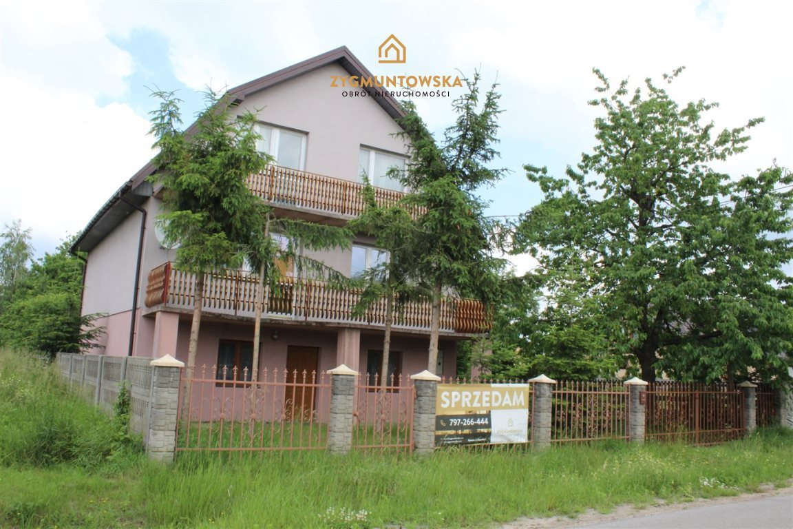 Dom na sprzedaż OPOCZNO, KRAŚNICA, KRAŚNICA 80  127m2 Foto 7