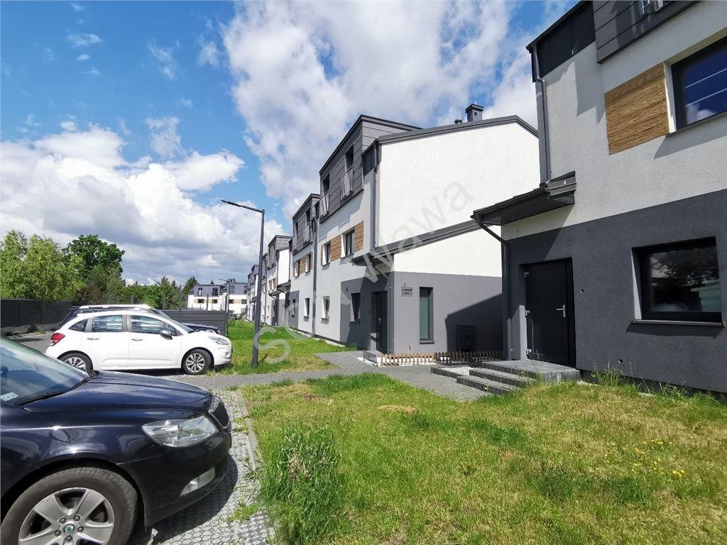Mieszkanie czteropokojowe  na sprzedaż Łomianki, Łąkowa  123m2 Foto 1