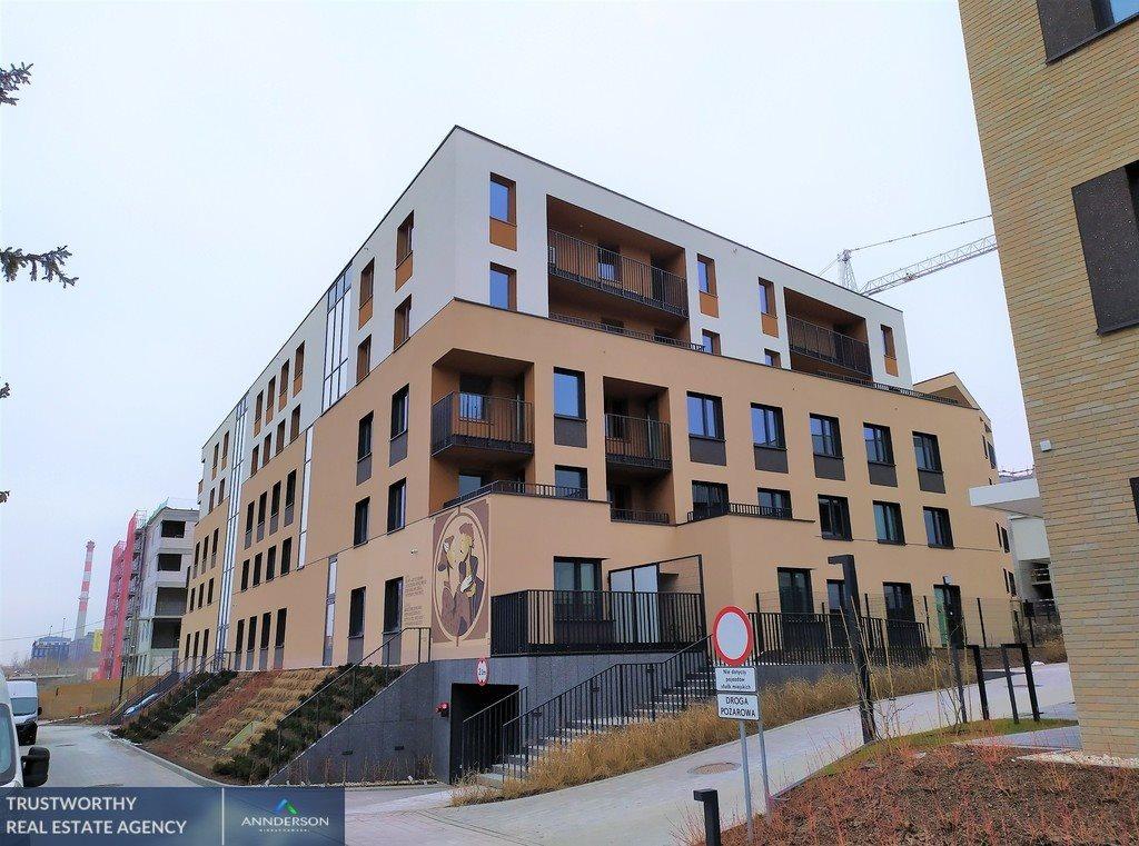 Mieszkanie dwupokojowe na sprzedaż Kraków, Łagiewniki-Borek Fałęcki, Łagiewniki-Borek Fałęcki, Aleksandra Fredry  35m2 Foto 2