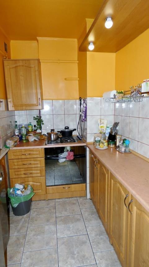 Mieszkanie dwupokojowe na sprzedaż Kraków, Nowa Huta, Bieńczyce, os. Strusia  37m2 Foto 8