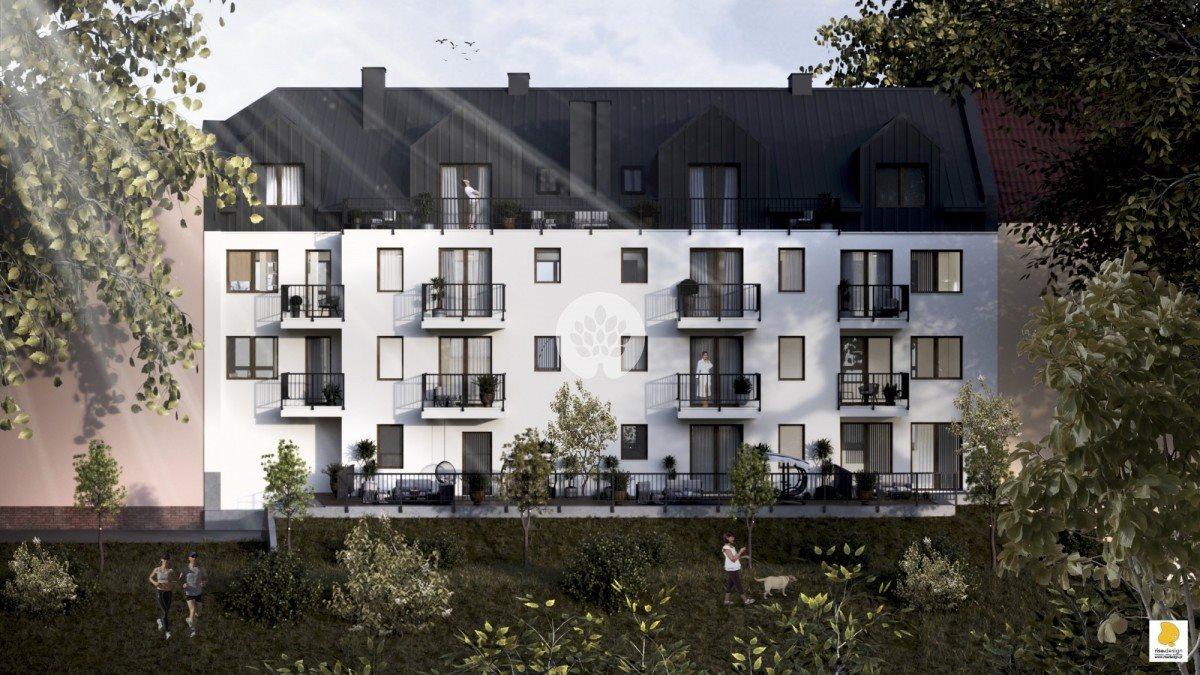 Mieszkanie trzypokojowe na sprzedaż Bydgoszcz, Błonie, Seminaryjna  57m2 Foto 3