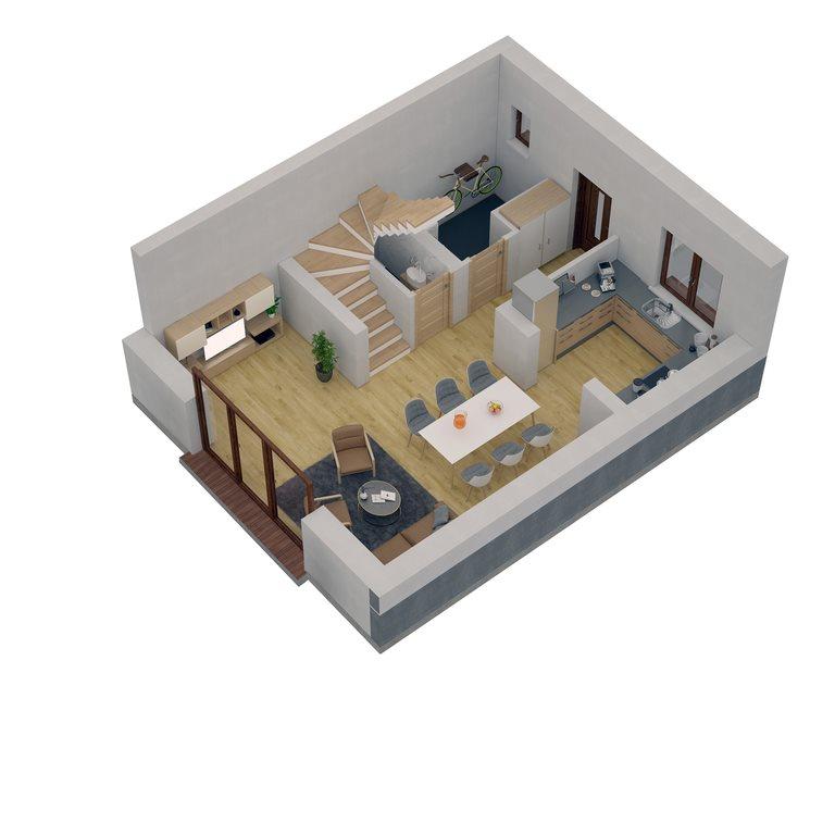 Dom na sprzedaż Złotniki  91m2 Foto 8