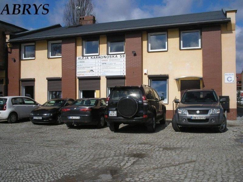 Lokal użytkowy na wynajem Wrocław, Krzyki, Karkonoska  104m2 Foto 1