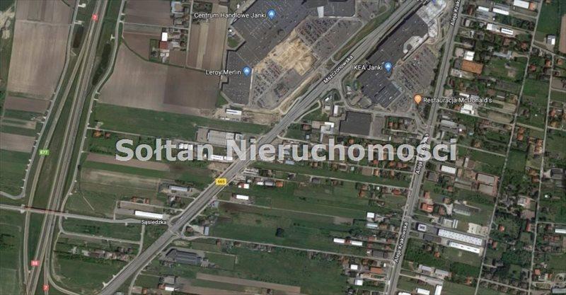Działka komercyjna na sprzedaż Janki, Mszczonowska  1547m2 Foto 1