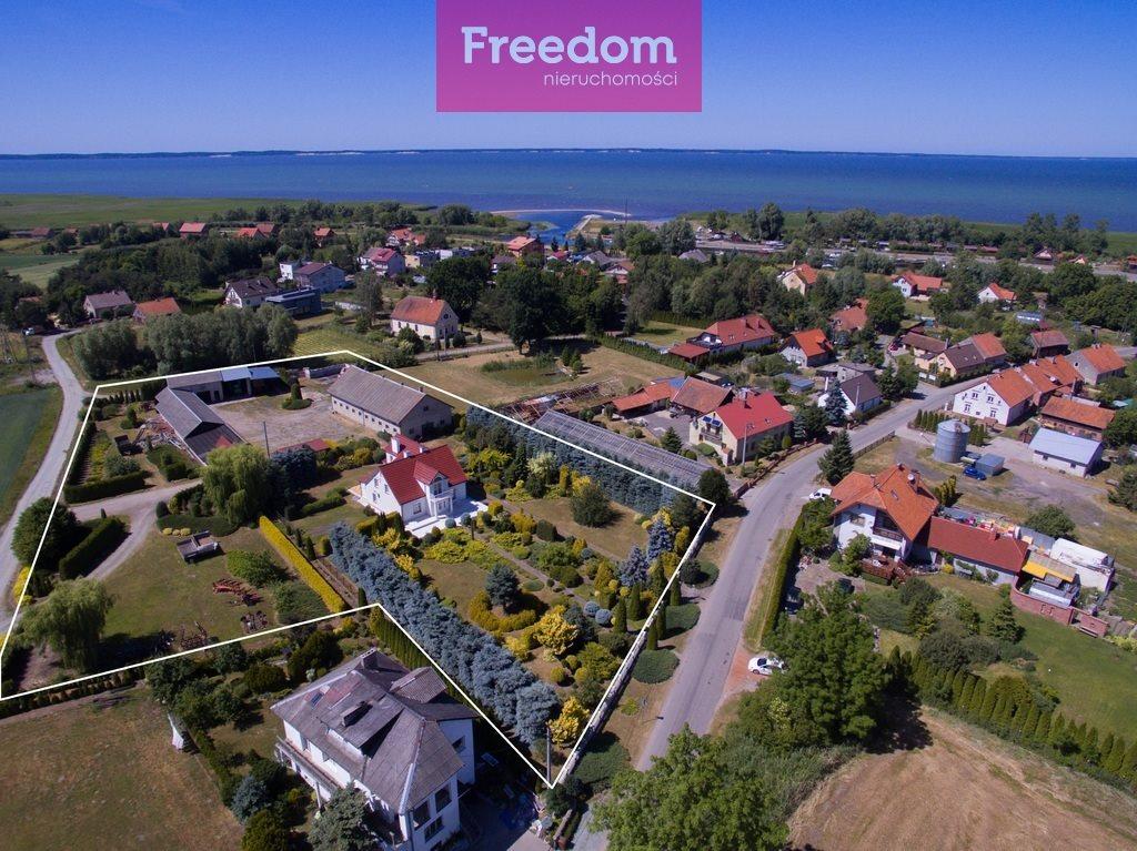 Działka rolna na sprzedaż Nowa Pasłęka  477466m2 Foto 1