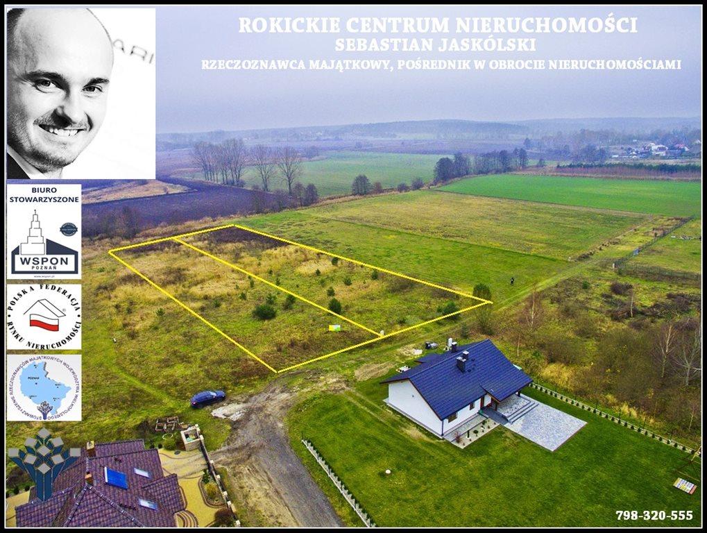 Działka budowlana na sprzedaż Łubowo  3074m2 Foto 1