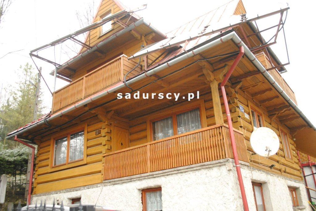 Działka budowlana na sprzedaż Zakopane, Walowa Góra  2400m2 Foto 10