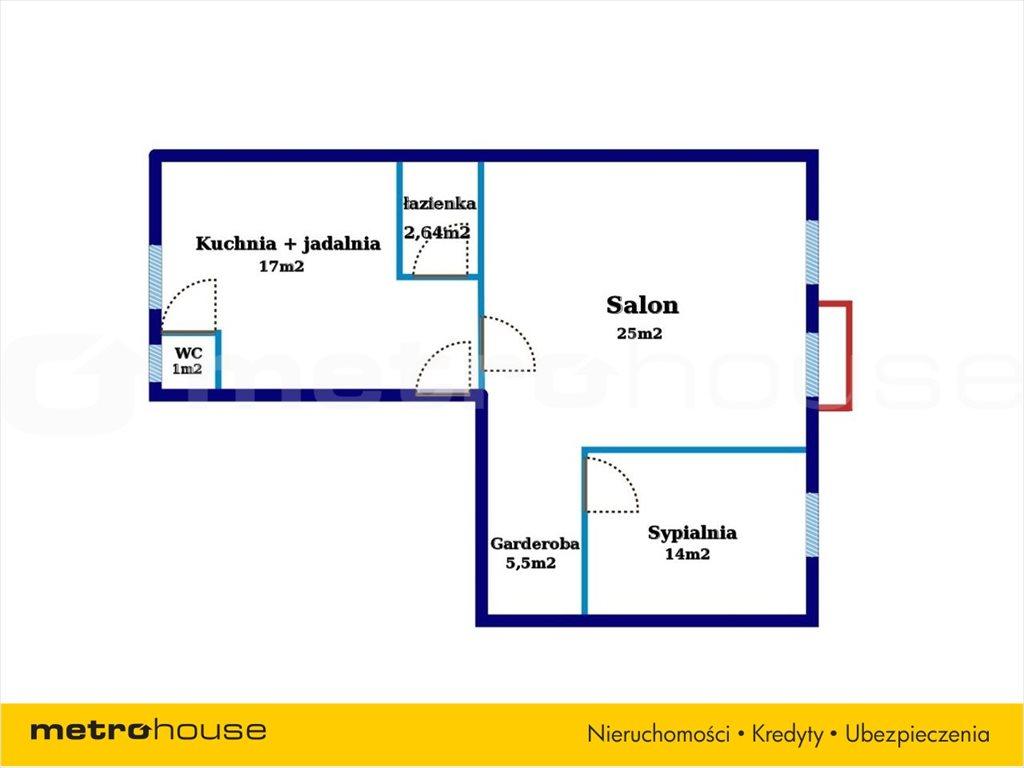 Mieszkanie dwupokojowe na sprzedaż Gdynia, Gdynia, Morska  65m2 Foto 4