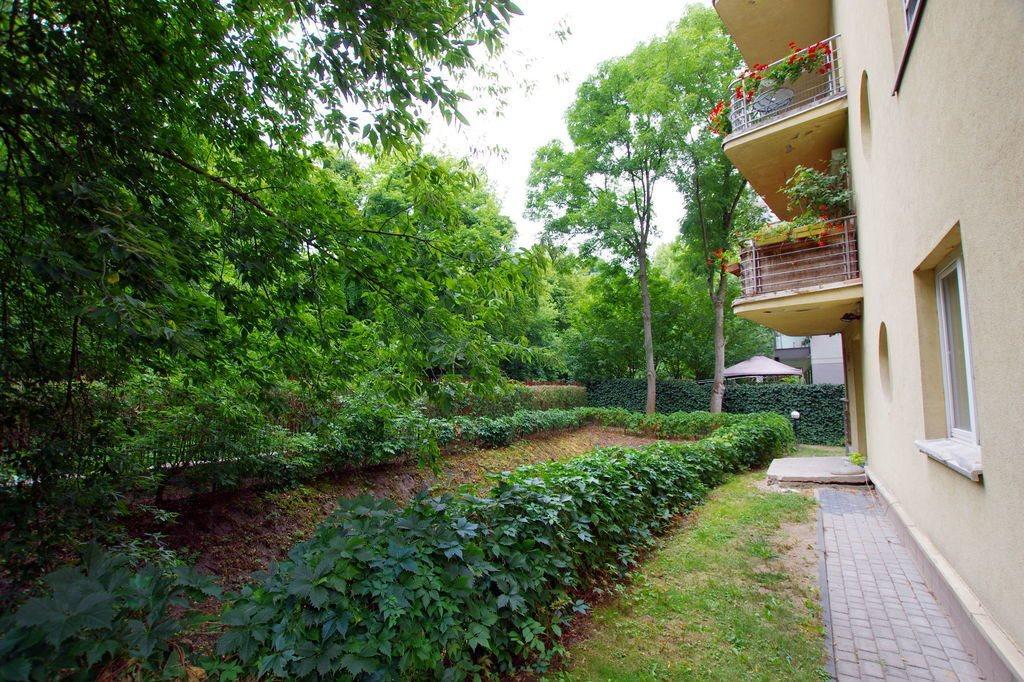 Mieszkanie trzypokojowe na sprzedaż Warszawa, Mokotów, al. Wilanowska  118m2 Foto 2