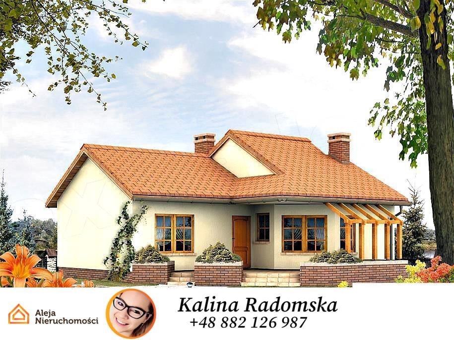 Dom na sprzedaż Kłobuck, Szkolna II  63m2 Foto 1