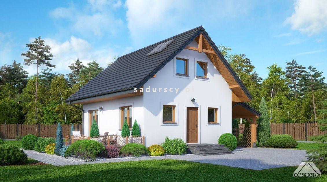 Dom na sprzedaż Biskupice  89m2 Foto 1